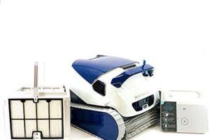 Uno de los mejores robots limpiafondos Blue Maxi 40i