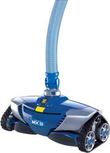 Mejor robot limpiafondos piscina barato - Zodiac MX8