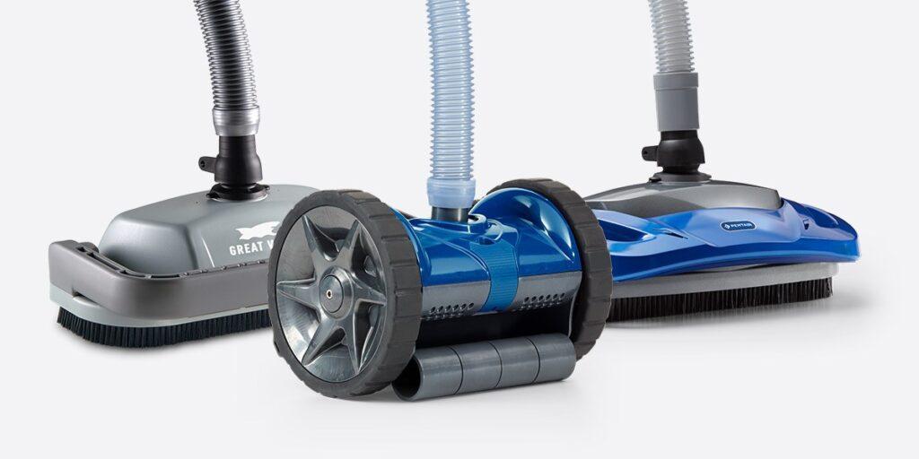 como usar un robot limpiafondos de piscina